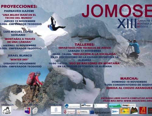Las XIII JOMOSE con actividades para vivir la montaña de Segovia